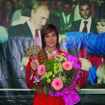 Екатерина Гольберг