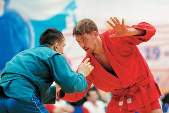 Полуфинал: Денис Мухин против Ильи Лебедева